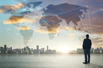 Benefits of an international footprint